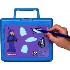 Doodlewiz Lunch Box - Spaceman made in Hampshire and supplied by Green Lighthouse Limited in #Devon - £16.99