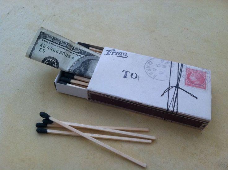 """Money to Burn"""