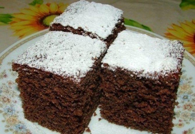 Isteni kakaós süti recept képpel. Hozzávalók és az elkészítés részletes leírása. Az isteni kakaós süti elkészítési ideje: 55 perc