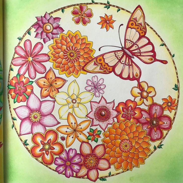 #magicaljungle | Secret garden coloring book, Coloring ...