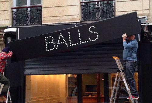 Behold Balls, a New Meatball-Centric Restaurant in Paris