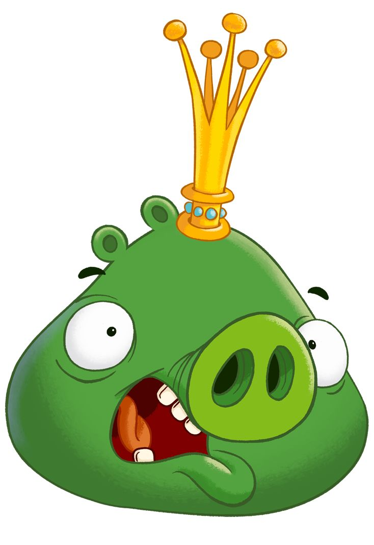 angry birds pig pikachu - photo #24