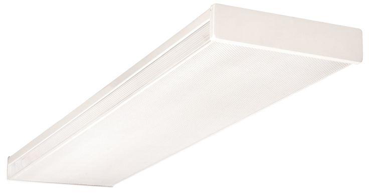 4 Light Wrapround Ceiling Light