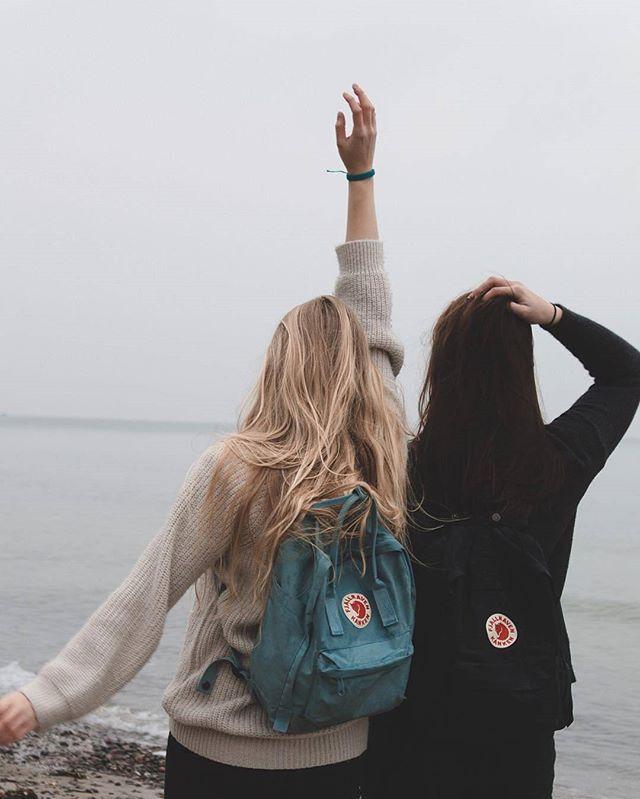 Robin F: Ich musste iwie an die beiden Girls denken als ich das gesehen hab. Kp,… – Klara Schwemer