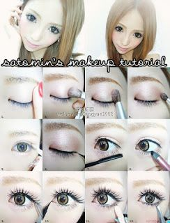 Bubu-kawaii: Gyaru make up