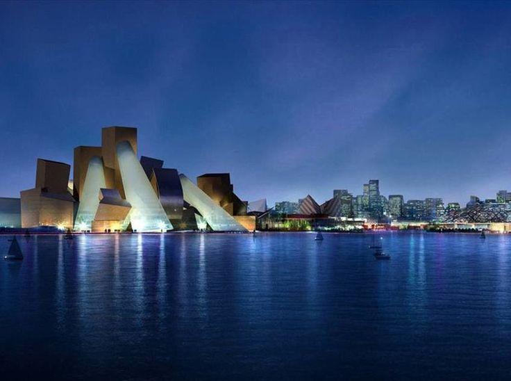 Guggenheim Abu Dhabi   L'Observatoire International