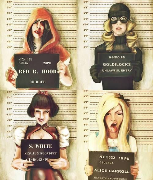 Cartoon Characters Gone Bad : Disney mugshots swag pinterest snow