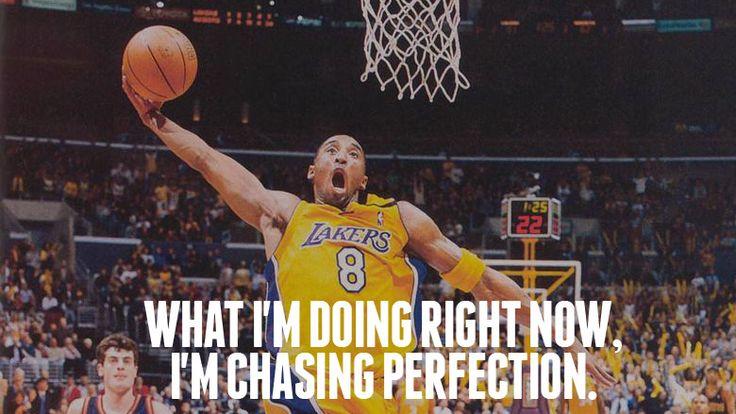 Chasing Perfection - Kobe Bryant