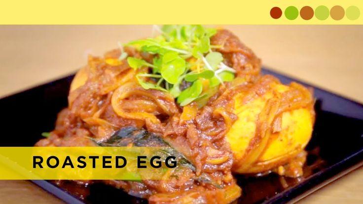 Roasted Eggs | Kerala Style | Chef Atul Kochhar - YouTube