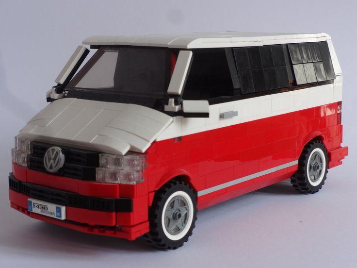 Lego VW T6