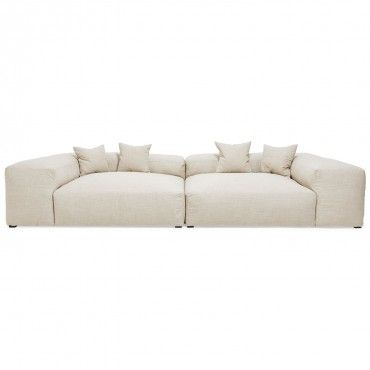 Edith Ann Sectional Sofa. Yes. This. What? It's only 12 THOUSAND dollars.