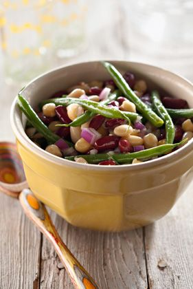 The Deen Bros Three One Bean Salad One Of Our Favorites