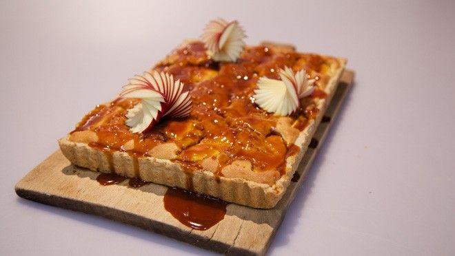 Karamel-appelcake - Rudolph's Bakery | 24Kitchen