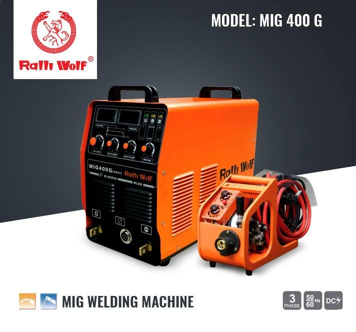 We are offering an enormous range of MIG Welding Machine. Our offered machine is widely used for providing excellent welding performance on thin gauge aluminum, stainless, mild steel and other alloys. Suitable for almost any welding need, Portable and easy to operate