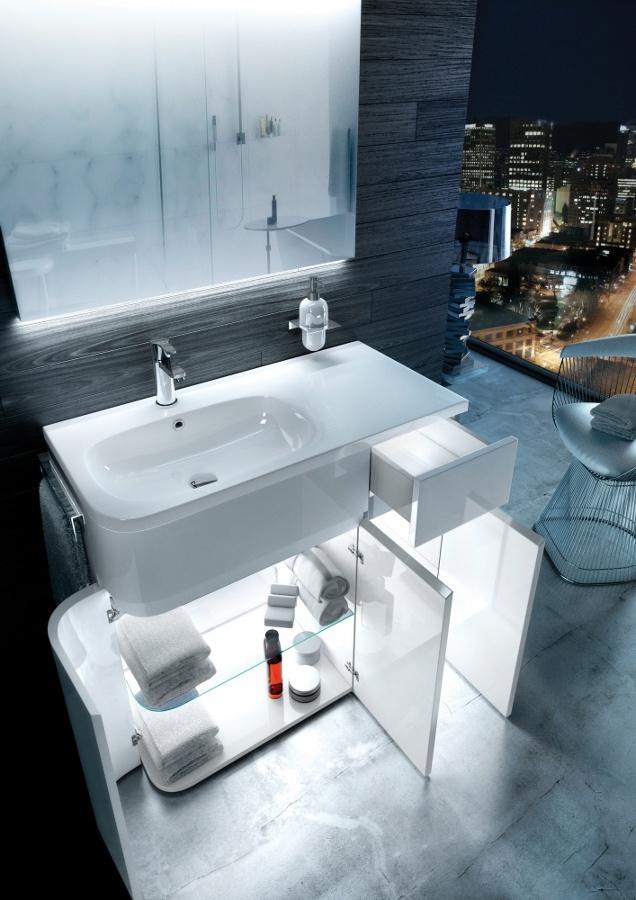 184 Best Modern Vanities Images On Pinterest  Bathroom Ideas Extraordinary Designer Bathroom Sink Decorating Design