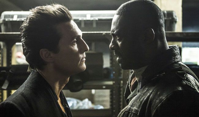 Stephen Kings The Dark Tower Turns The World On Its Head For Its First Teaser Poster - Andrew Roberts http://ift.tt/2mhN6By #timBeta