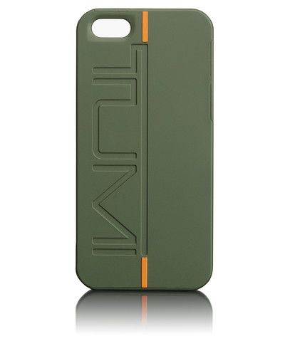 Look what I found on Tumi.com! - MOBILE ACCESSORY Tumi Cover for iPhone 5