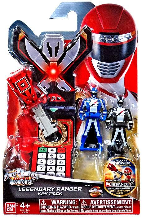 Operation Overdrive Ranger Key Pack A