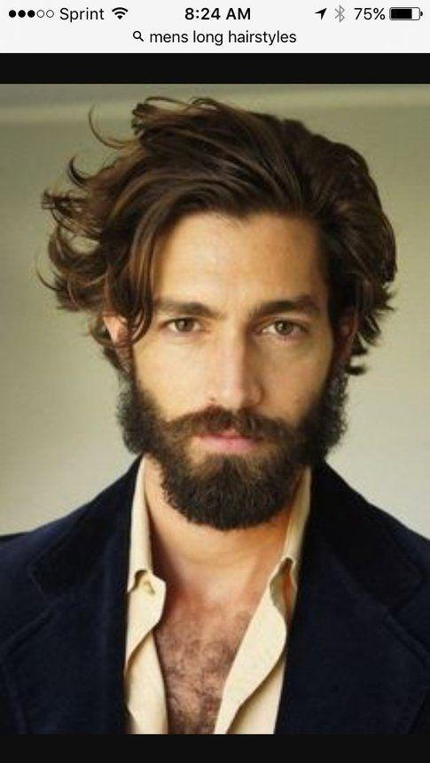 men beard mens hair men s hairstyle bearded men style ideas for men ...