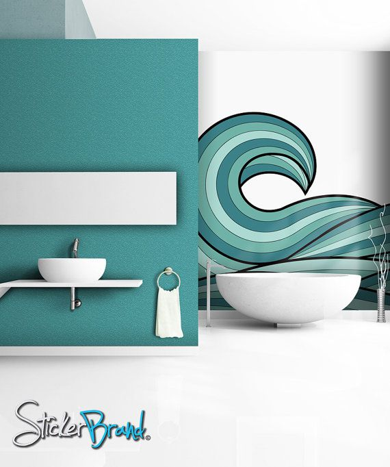 Bedroom Blues Meaning: 1000+ Ideas About Ocean Mural On Pinterest