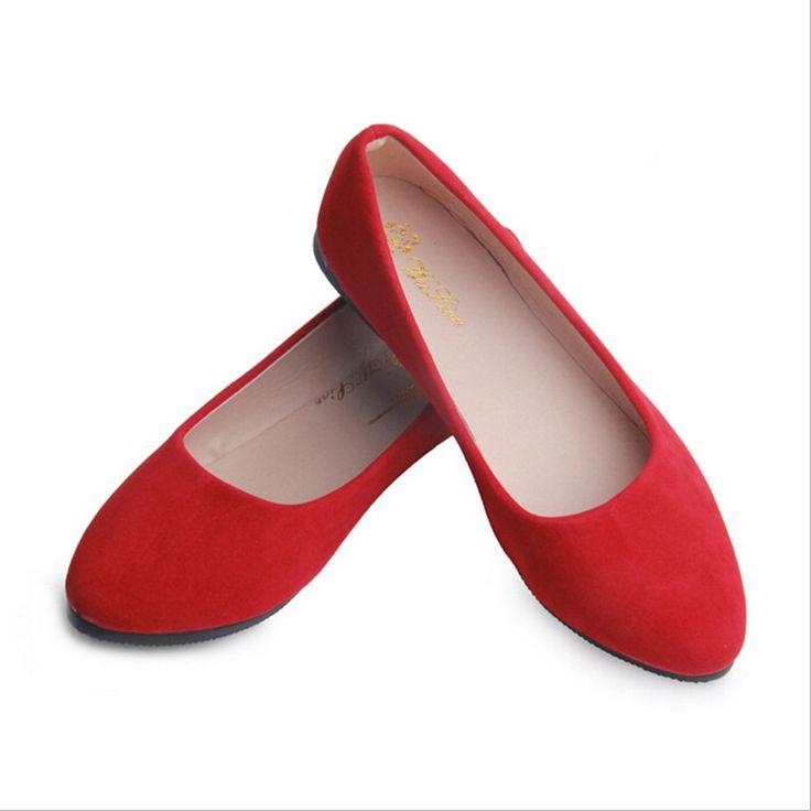 Goedkope sapatos femininos vrouwen schoenen voor vrouwen vrouwen ballet flats schoenen alpargatas loafers toevallige schoenen vrouw daling van de scheepvaart, koop Kwaliteit vrouwen flats rechtstreeks van Leveranciers van China: aandachtDe schoenen is een maat kleiner dan de gebruikelijke. Kies een maat groter dan uw normale schoenen of te vergeli
