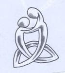 Celtic Motherhood symbol. I wear it on my side for my boys.