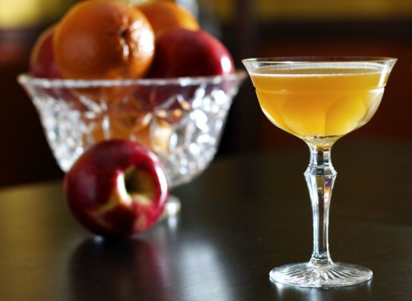 The Calvados Cocktail: Apple and Oranges