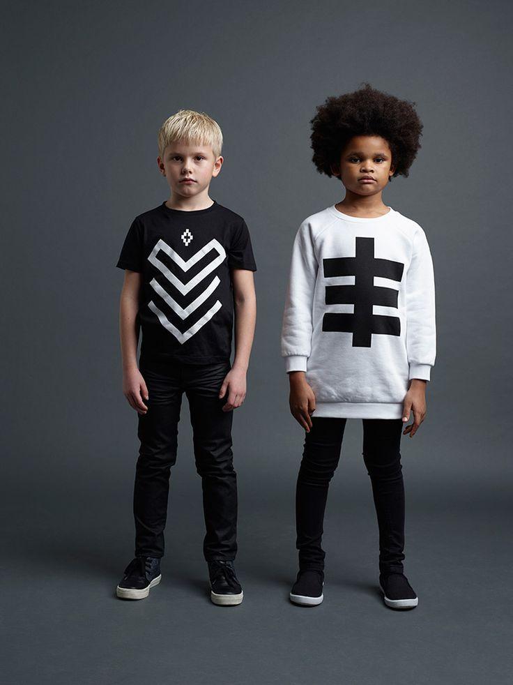 Kid's Wear - Marcelo Burlon Kids of Milan AW 2015/16