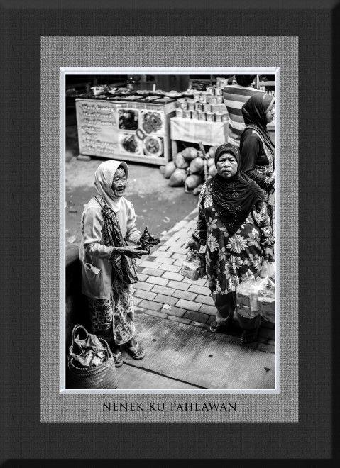 Magelang indonesian, Nenek ku pahlawan,