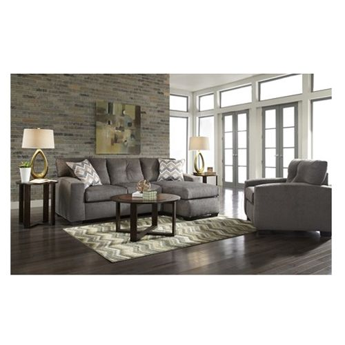 Woodhaven Diamond 2 Piece Living Room Group