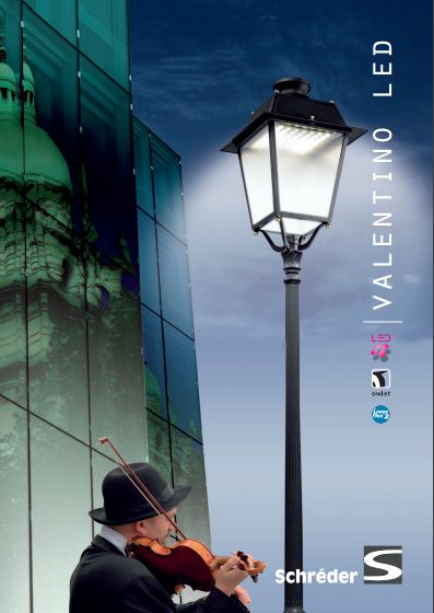 Schreder Valentino | Αστικός Φωτισμός #Schreder_Valentino