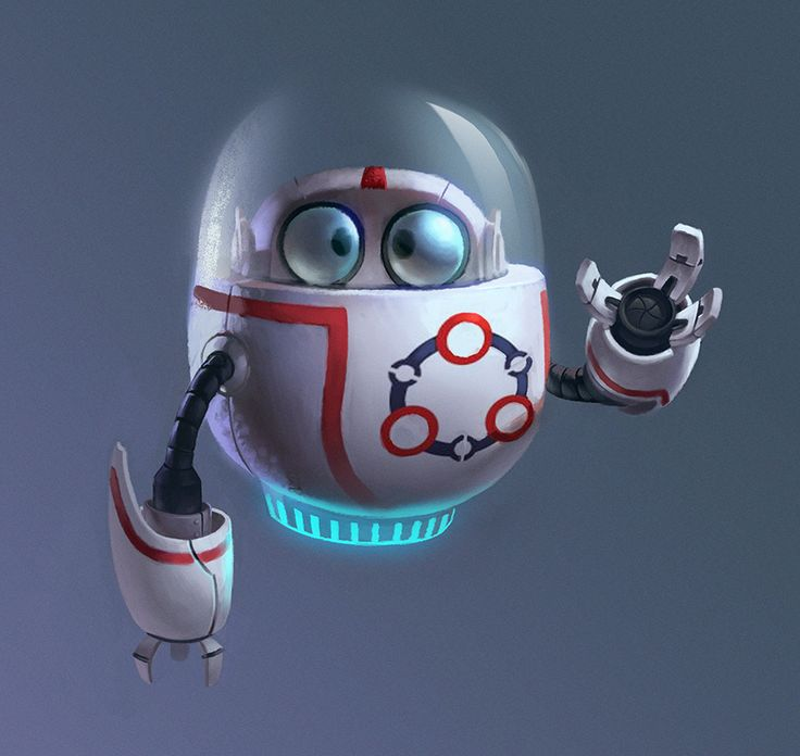 Cartoon Characters As Robots : Best cute robots art and concepts images on pinterest
