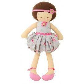 Alimrose Designs Agnes Doll - Misty Rose