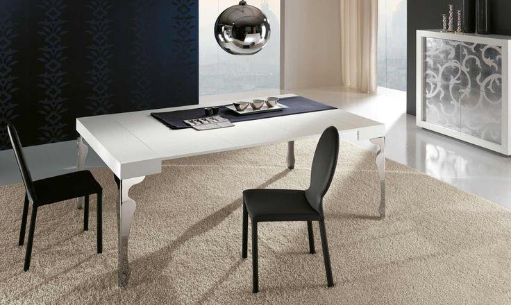 tavolo consolle luxury riflessi