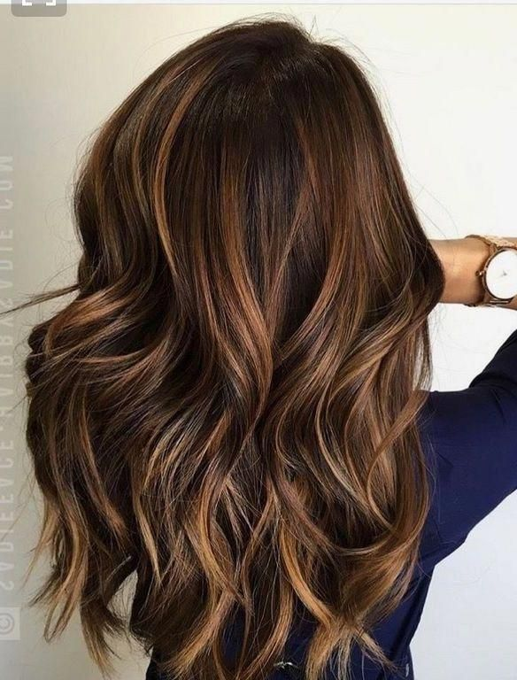 20 Hair Colors For Brunettes Going Gray Hardly Any Ladies Are Brought Into The World Blonde And Even Less Brunette Hair Color Brunette Color Hair Highlights