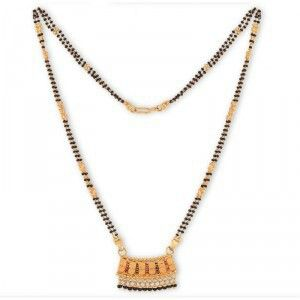 Simple n nice mangalsutra for daily use