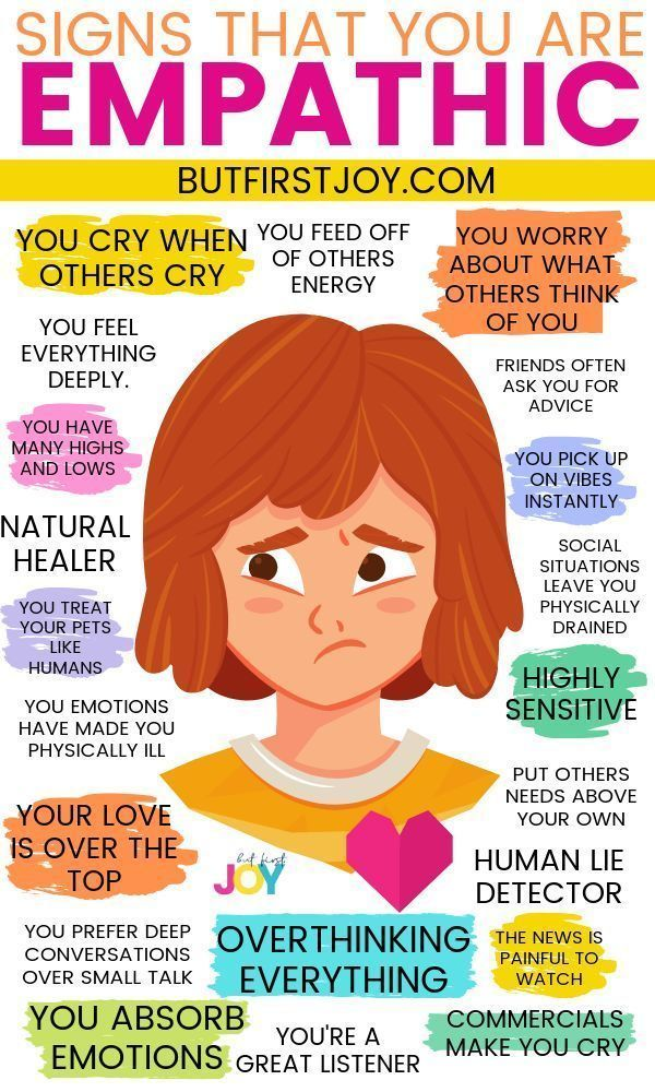 16++ What are the signs of an empath ideas