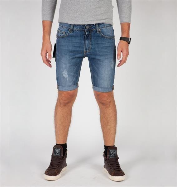 Делаем отличные джинсовые мужские шорты