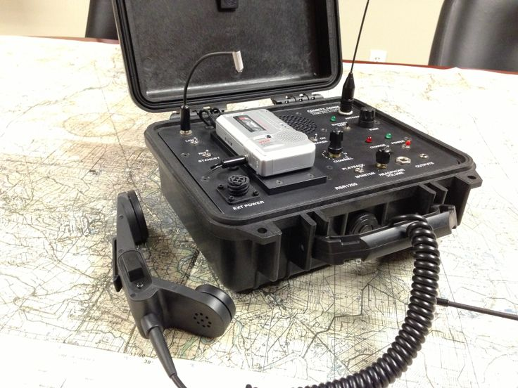 Field Radio By N6voa N6voa Pinterest Radios Fields