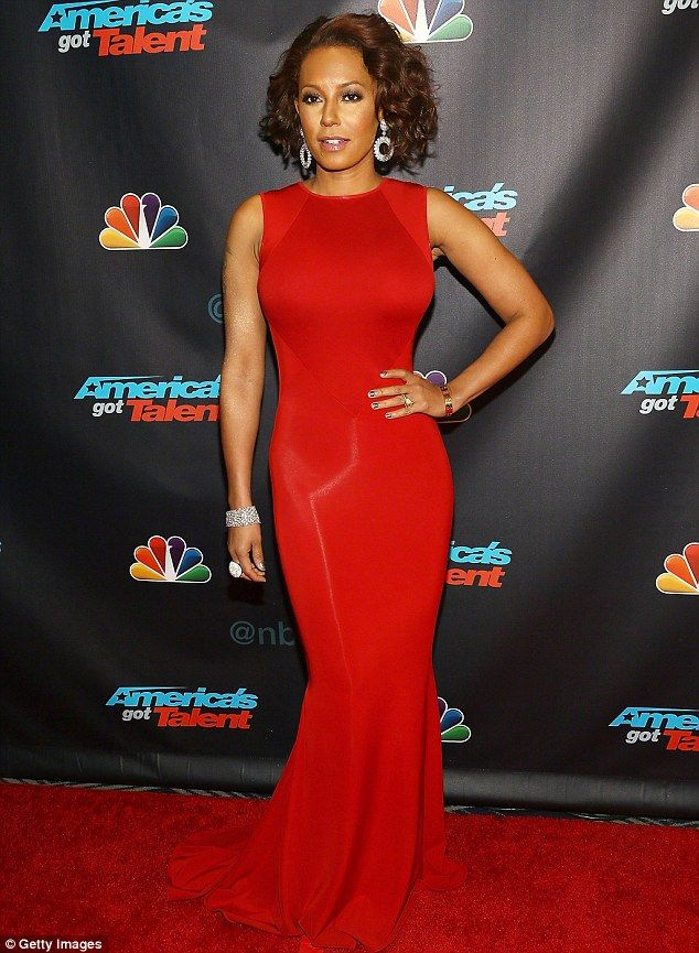 Image Result For Mel B Red Carpet Project Runway