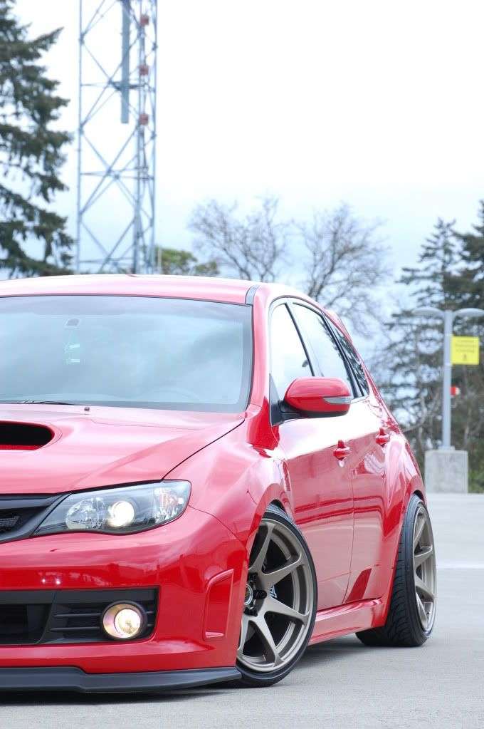 Subaru Impreza WRX STI- i was young when i own one of these but there is something wonderful about a sport car that moves fast. Some people sky dive- i just like to drive fast! Teeheehee.