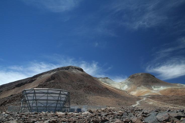 Atacama Cosmology Telescope, Cerro Toco, SPdA, Chile