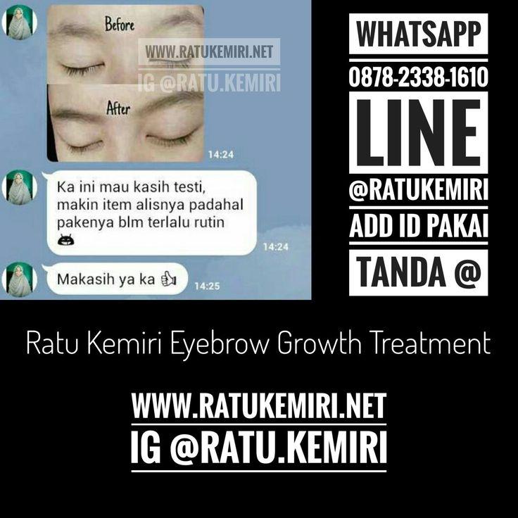 WA 0878 2338 1610 LINE ID ratu.kemiri , jual obat penumbuh alis mata paling ampuh. Minyak kemiri alami, terbukti manfaatnya, siap kirim ke seluruh Indonesia.