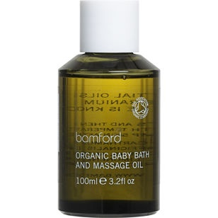 Love this gorgeous organic baby bath & massage oil. Indulgent yes, but it lasts a very long time & makes for a special gift.
