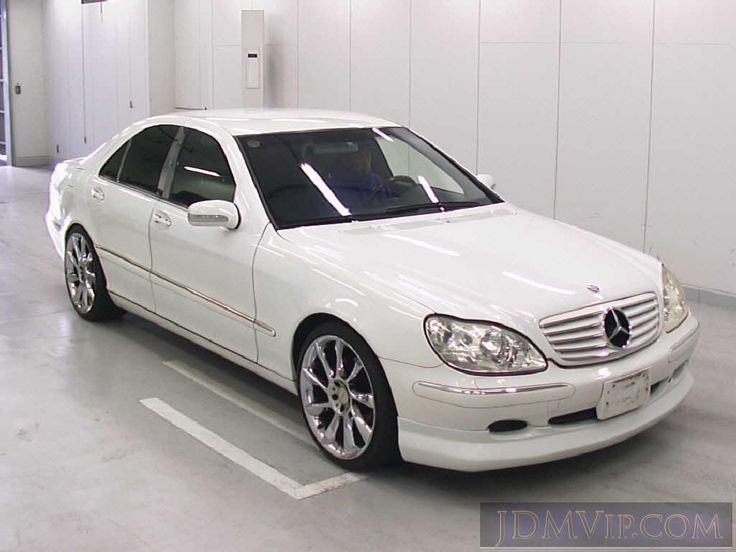2000 OTHERS MERCEDES BENZ S320 220065 - http://jdmvip.com/jdmcars/2000_OTHERS_MERCEDES_BENZ_S320_220065-aU9Dcl94LA3RIK-8001