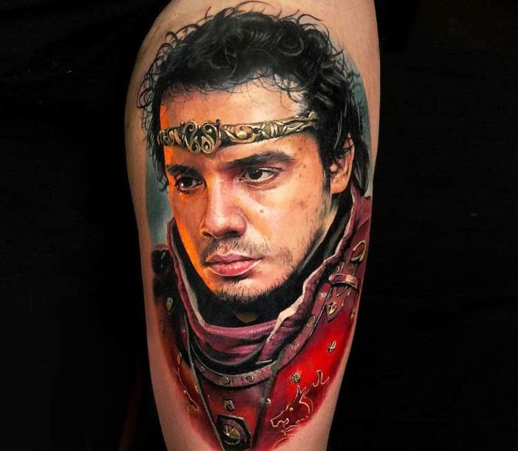 Bester Tattoo Künstler Deutschlands
