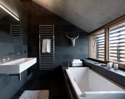 leisteen in de badkamer - Google zoeken