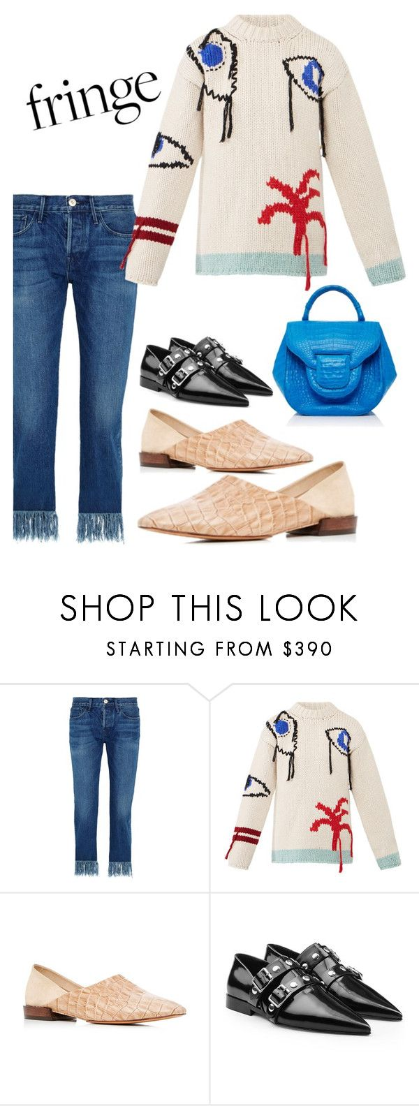 """""""Untitled #79"""" by qirong-wendy ❤ liked on Polyvore featuring 3x1, Joseph, Mari Giudicelli, Victoria Beckham and Nancy Gonzalez"""
