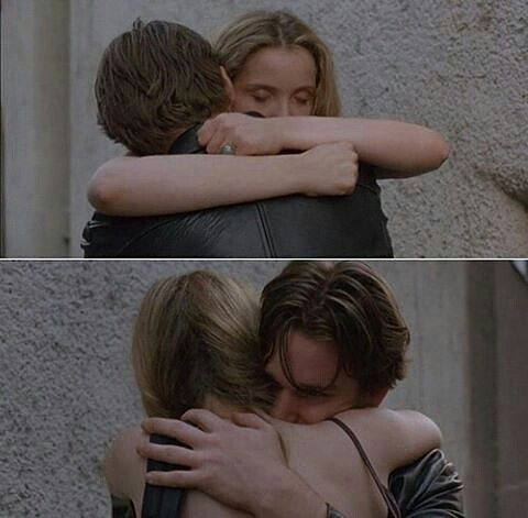 """""""One of the hardest things you will ever have to do, is to grieve the loss of a person who is still alive."""" Before Sunrise (1995)  @lennybebeselea"""