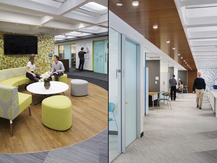 Northeastern University offices by Stantec, Boston – Massachusetts » Retail Design Blog